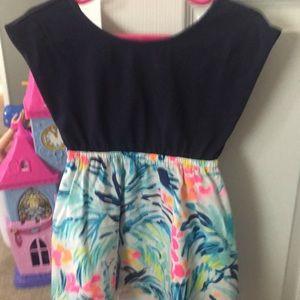 Lilly Pulitzer dress (2-3 XS) girls